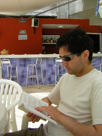 Grande Hotel Da Barra: El bar de la piscina