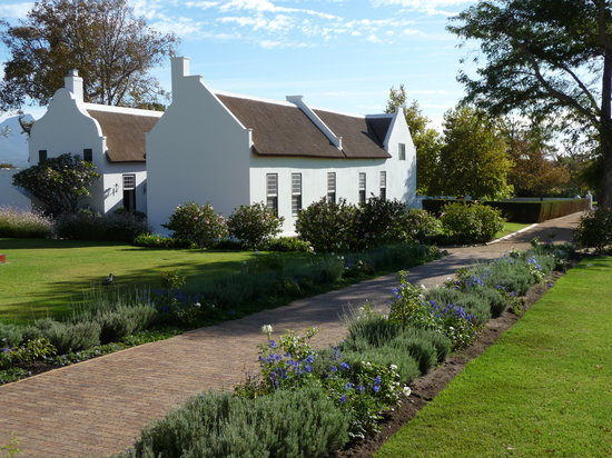 Steenberg Hotel: Hotel Grounds