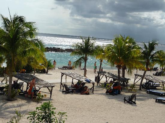 Lions Dive & Beach Resort Curacao: the beach