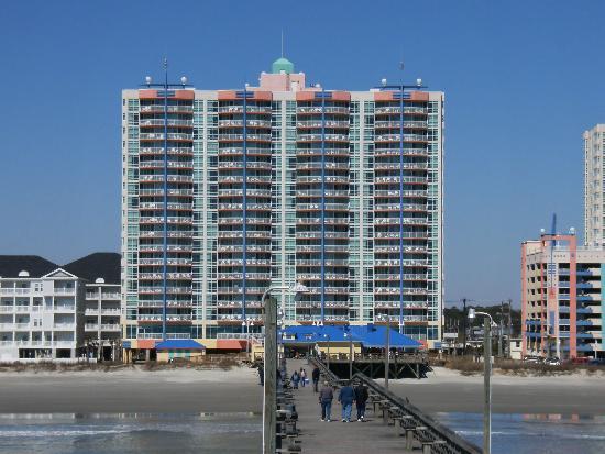 Hotels Myrtle Beach Sc N Ocean Blvd