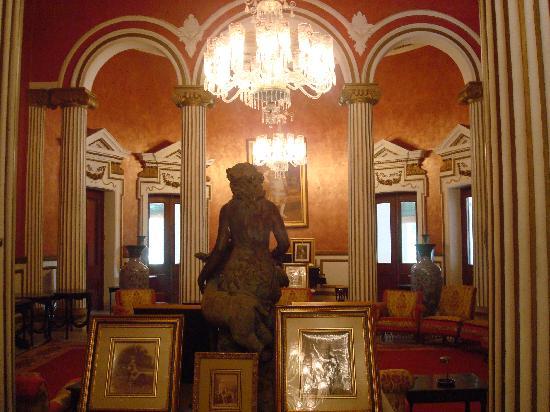 Hotel Raj Niwas Palace: The Palace