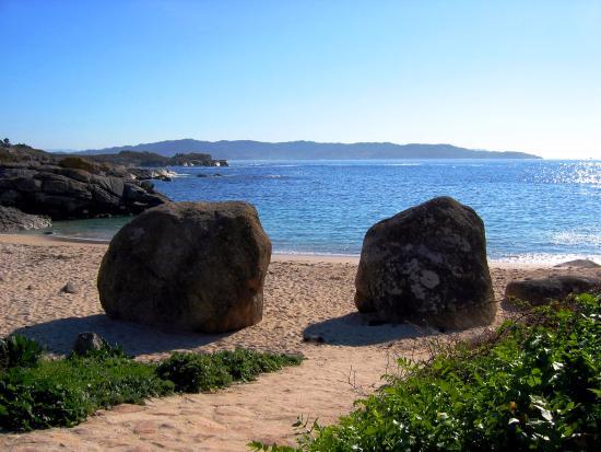 Casa Quireza : Beach at Cabo Udra