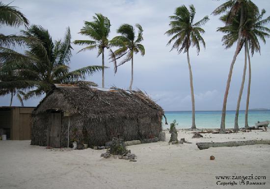 Palmerston Island, Cook Eilanden: Palmerston Atoll