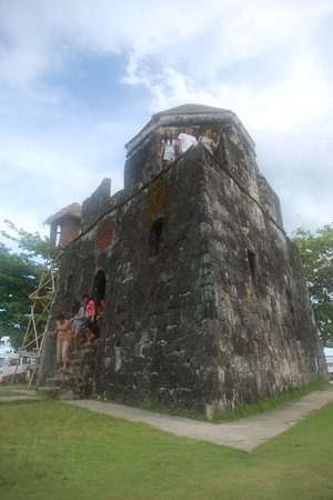 Maribojoc, Philippinen: The tower