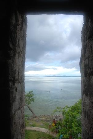 Punta Cruz Watch Tower: The breathtaking view