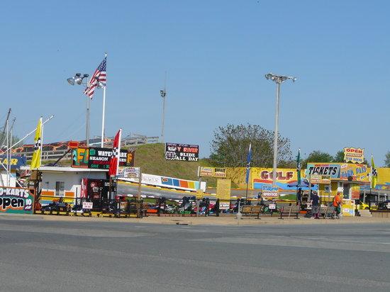 Rehoboth Beach, DE: Go Karts at Midway Speedway Park