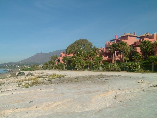 Costa del Sol Princess: En suivant la droite sur la plage 1