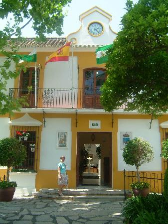 Costa del Sol Princess: Estepona ville
