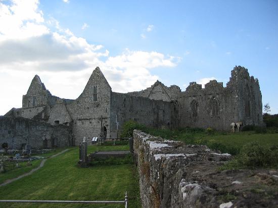 Coolrahnee House: Askeaton Abbey