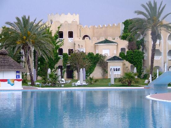 lti Mahdia Beach Hotel: Piscine