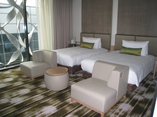Crowne Plaza Changi Airport: A nice place to stay