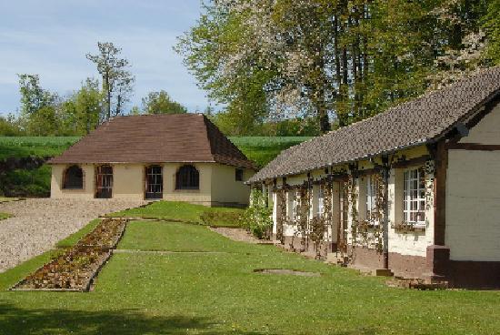 Logis du Domaine Saint Paul: les bungalows