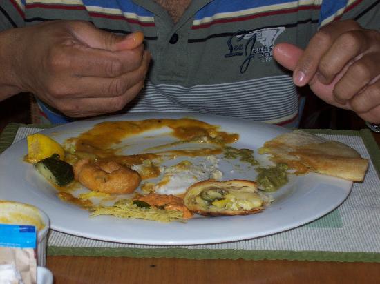 Taj Coromandel Chennai: breakfast