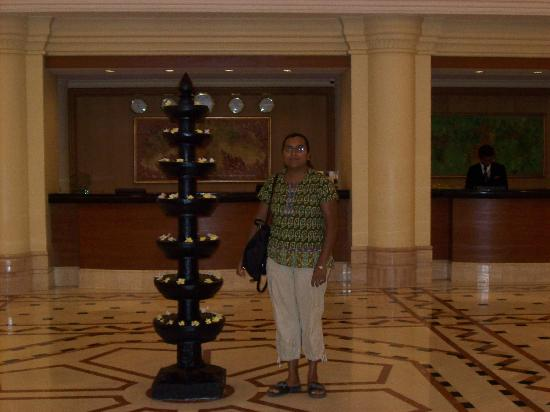 Taj Coromandel Chennai: lobby