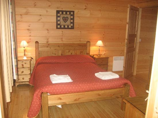 Wildside Highland Lodges: The rooms were so cosy......