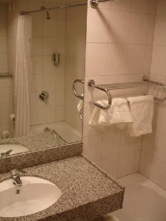 Bathroom picture of clayton hotel dublin airport swords for Best bathrooms dublin