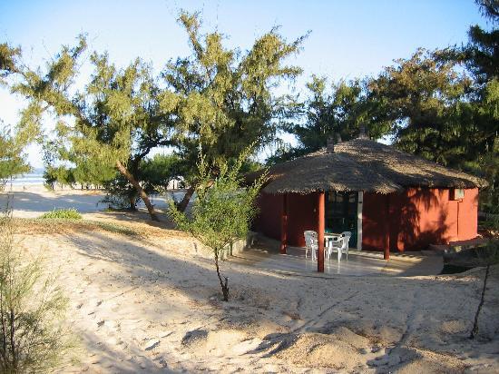 Hôtel Diamarek : bungalow