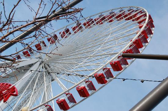 May 30,  · Navy pier is very touristy but fun. It was packed but still easy to get around. My only bit of advice is about the Ferris wheel. If you are even remotely afraid of heights do not go on the Ferris wheel.4/4.