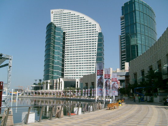 Crowne Plaza Dubai Festival City: Hotels Intercontinental and Crowne PlazaFestival City