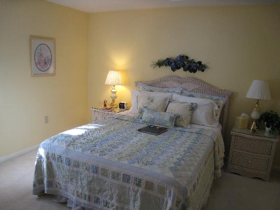 The Lancaster Bed and Breakfast : Nature room