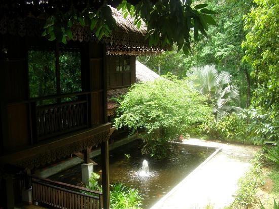 Kampung Tok Senik Resort Langkawi: The grounds