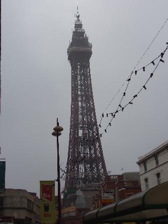 Pride Lodge: Blackpool Tower