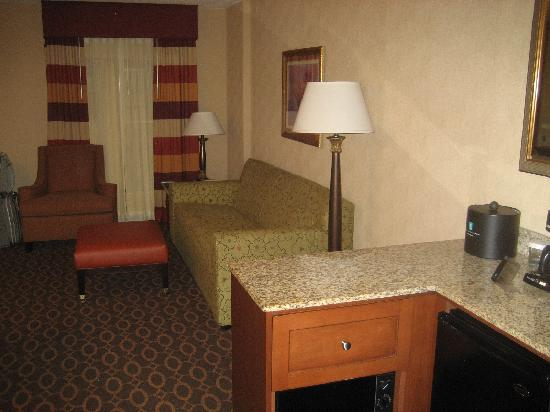 Embassy Suites by Hilton Atlanta - Airport: Living Room