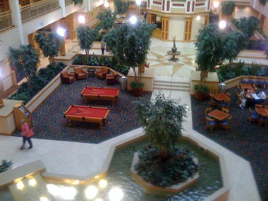 إمباسي سويتس كولومبوس - دبلين: lobby