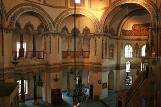 Kucuk Ayasofya Camii (Church of the Saints Sergius and Bacchus): Sts Sergius and Bacchus - interior