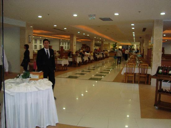 Aqua Fantasy Aquapark Hotel & SPA: restaurant
