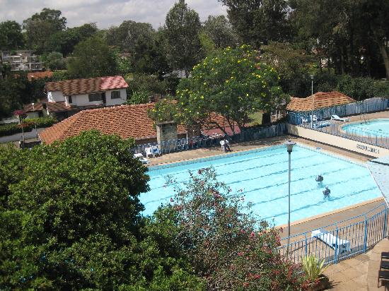 Methodist Guest House: Swimming pool