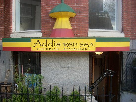 Photo of African Restaurant Addis Red Sea Ethiopian Restaurant at 544 Tremont St, Boston, MA 02118, United States