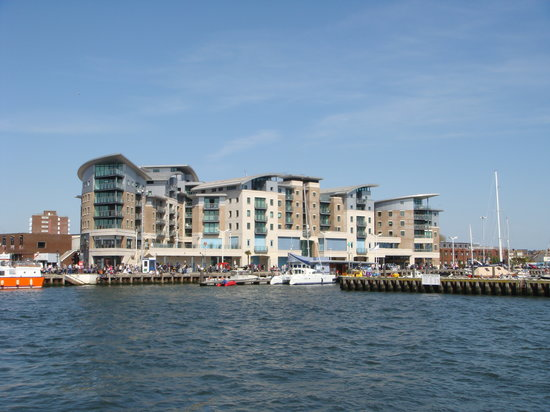 Пул, Англия, UK: Poole Harbour