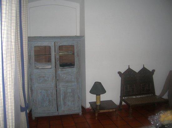 Villa Helena: camera