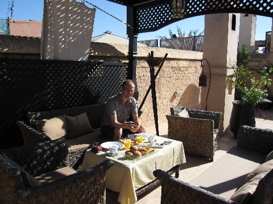 Angsana Riads Collection Morocco: Breakfast