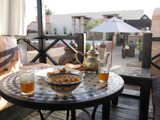 Angsana Riads Collection Morocco: mint tea