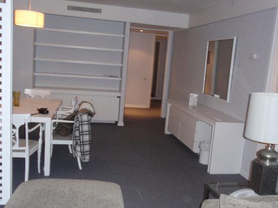 Sercotel Apartamentos Eurobuilding 2: comedor