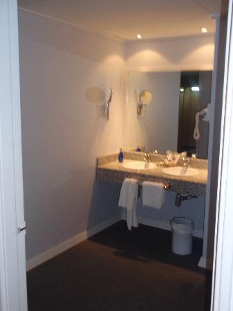 Sercotel Apartamentos Eurobuilding 2: baño habitacion 1