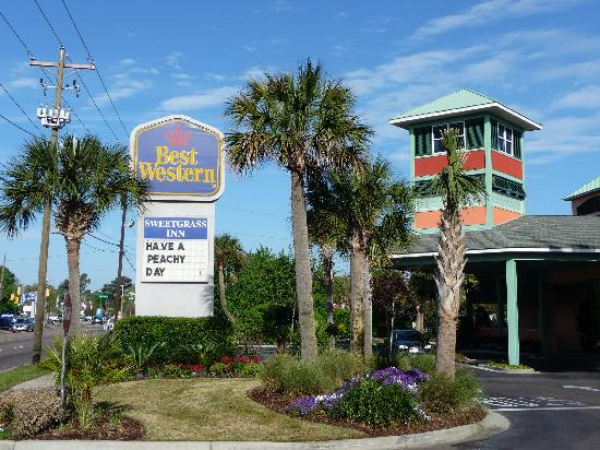 Best Western Charleston Inn: Best western
