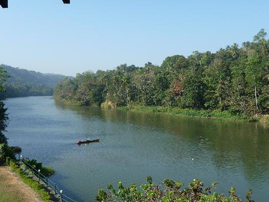 Cinnamon Citadel Kandy: la rivière