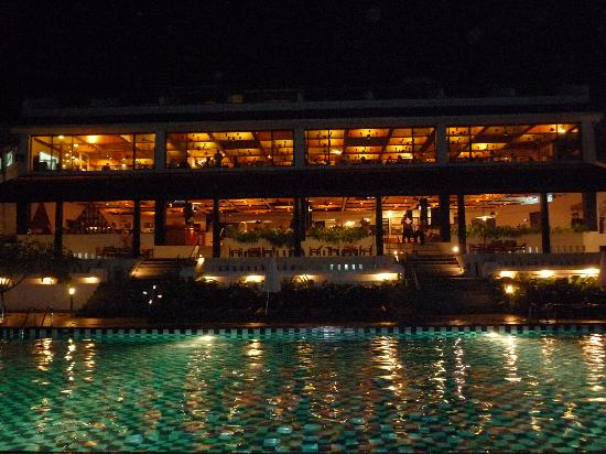 Cinnamon Citadel Kandy: l'hôtel de nuit