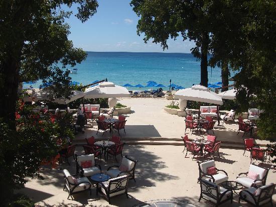 Sandy Lane Hotel: hotel view