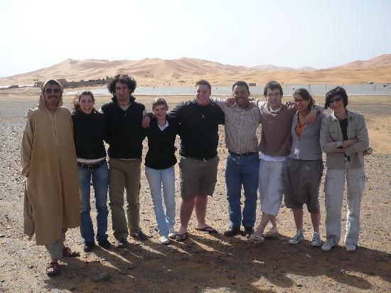 Riad Nezha: La famille avec Brahim