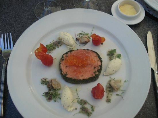 Grande Provence Estate Restaurant: Starter