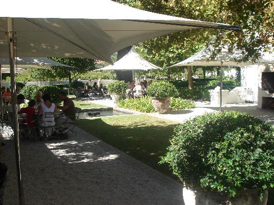 Grande Provence Estate Restaurant: View