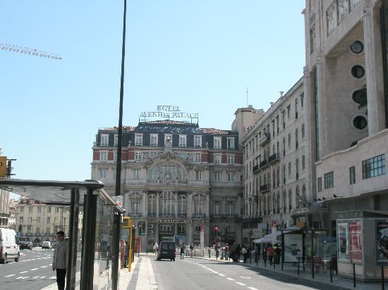 Hotel Avenida Palace: avenida palace