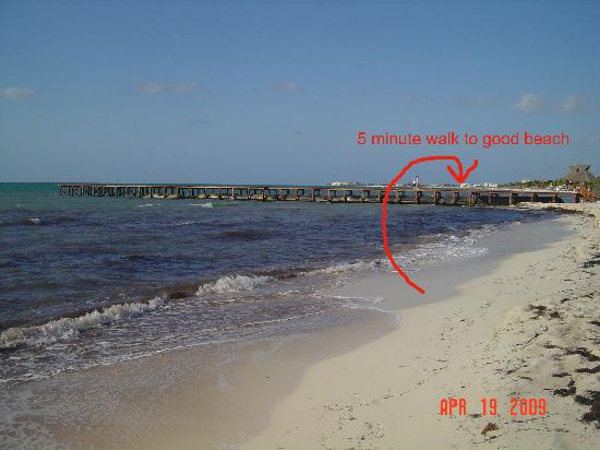 Hacienda Tres Rios Beach On April
