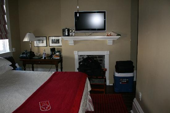 The Marshall House: Room