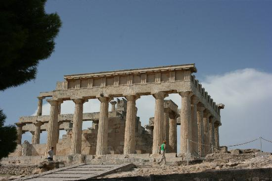 Temple of Aphaia - Aegina 1