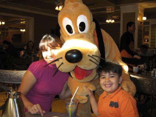 Hilton Orlando Lake Buena Vista - Disney Springs™ Area: Desayuno con Personajes Disney